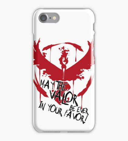 VALOR!!!!!!!! iPhone Case/Skin