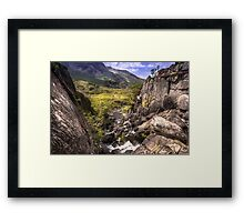 Snowdonia, North Wales Framed Print