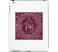Sagittarius - Zodiac fire sign iPad Case/Skin