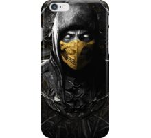 The Immortal Scoprion iPhone Case/Skin