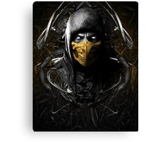 The Immortal Scoprion Canvas Print