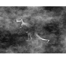 Tyrannosaurus Rex Grunge style Photographic Print