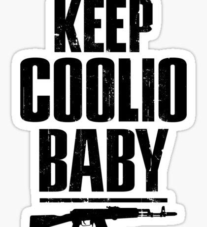 Keep Coolio Baby! GTA5 Sticker