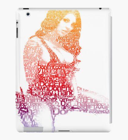The # Tag iPad Case/Skin