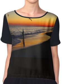 The Promise of Tomorrow Chiffon Top