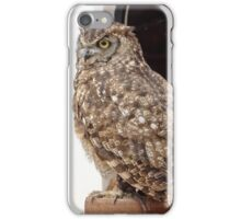 Lord of Wings - Owl Bird of prey iPhone Case/Skin
