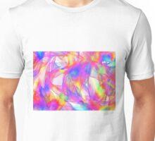 scarf colours Unisex T-Shirt