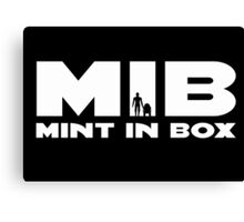 MIB - MINT IN BOX R2D2 & C3PO Action Figures Canvas Print
