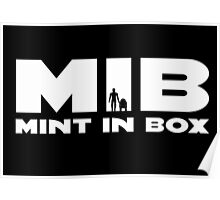 MIB - MINT IN BOX R2D2 & C3PO Action Figures Poster