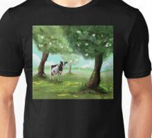Cow / dutch scenery Unisex T-Shirt