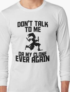 Shaco meme Long Sleeve T-Shirt