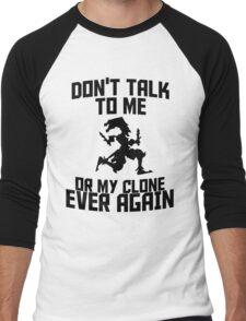 Shaco meme Men's Baseball ¾ T-Shirt
