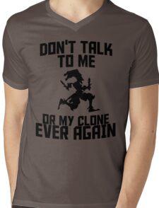 Shaco meme Mens V-Neck T-Shirt