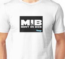 MIB - MINT IN BOX R2D2 & C3PO Kenner Style Unisex T-Shirt