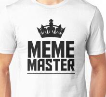 Meme Master Unisex T-Shirt
