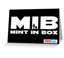 MIB - MINT IN BOX R2D2 & C3PO Palitoy Vintage Style Greeting Card
