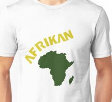 I am an Afrikan Unisex T-Shirt