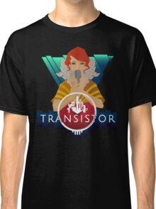 Transistor red Classic T-Shirt