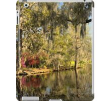 Magnolia Gardens - Charleston, SC iPad Case/Skin