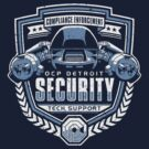 ED-209 - OCP Detroit Security - Tech Support by Adho1982
