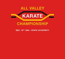 All Valley Karate Championship (aged look) Unisex T-Shirt