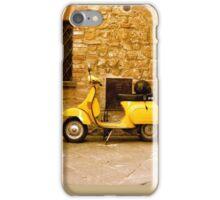 italian transportation iPhone Case/Skin