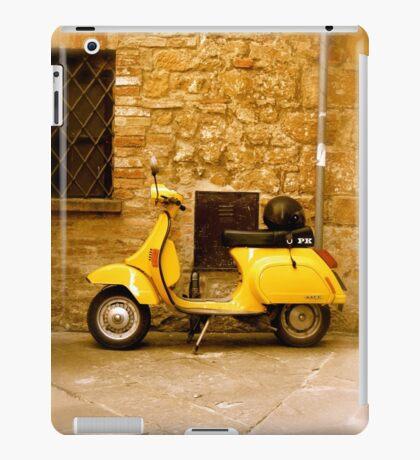 italian transportation iPad Case/Skin