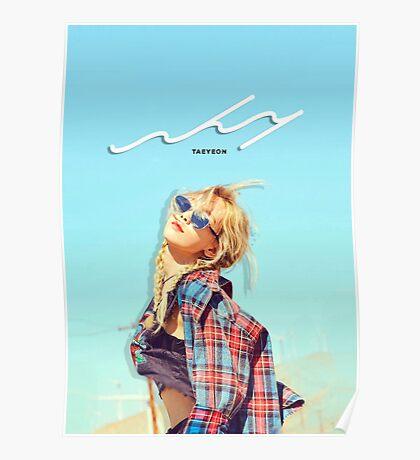 Kim Taeyeon - Why Photoshoot #1 Poster
