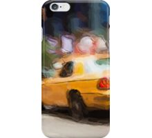 Cab Ride iPhone Case/Skin