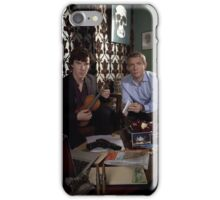 Sherlock and John iPhone Case/Skin