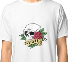 heathens skull WHITE Classic T-Shirt
