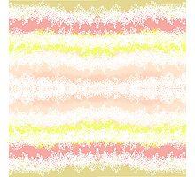 Pastel Ice Cream and Sprinkles Photographic Print