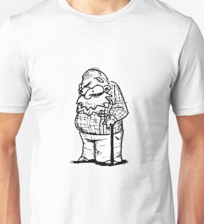 Old-man Unisex T-Shirt