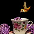 LAVENDER TEA by RoseMarie747