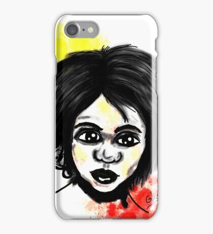 Aboriginal Boy iPhone Case/Skin
