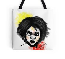 Aboriginal Boy Tote Bag
