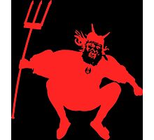 El Diablo Photographic Print