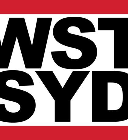 WSTSYD Sticker