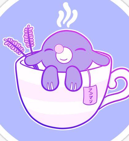 Popplio Tea アシマリ Sticker