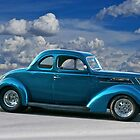 1937 Ford Coupe by DaveKoontz