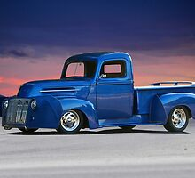 1946 Ford Custom Pickup by DaveKoontz