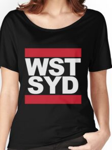 WSTSYD Women's Relaxed Fit T-Shirt