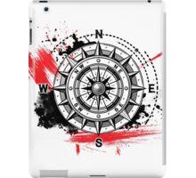 Modern Compass iPad Case/Skin