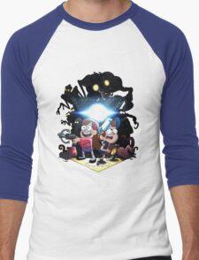 Gravity falls Men's Baseball ¾ T-Shirt
