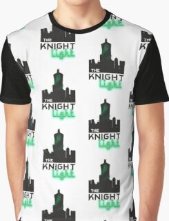 The knight light podcast merch  Graphic T-Shirt