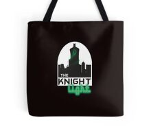 The knight light podcast merch  Tote Bag