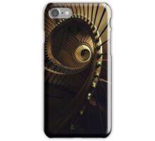 Chocolate spirals iPhone Case/Skin