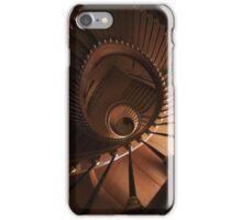 Chocolate spirals II iPhone Case/Skin