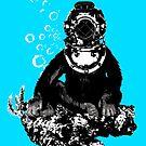 Sea Monkey by monsterplanet