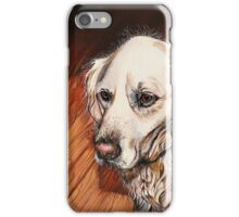 Charlie The Golden Retriever iPhone Case/Skin
